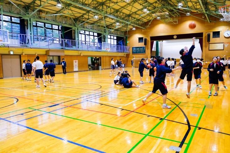 東京都練馬区立大泉学園中学校