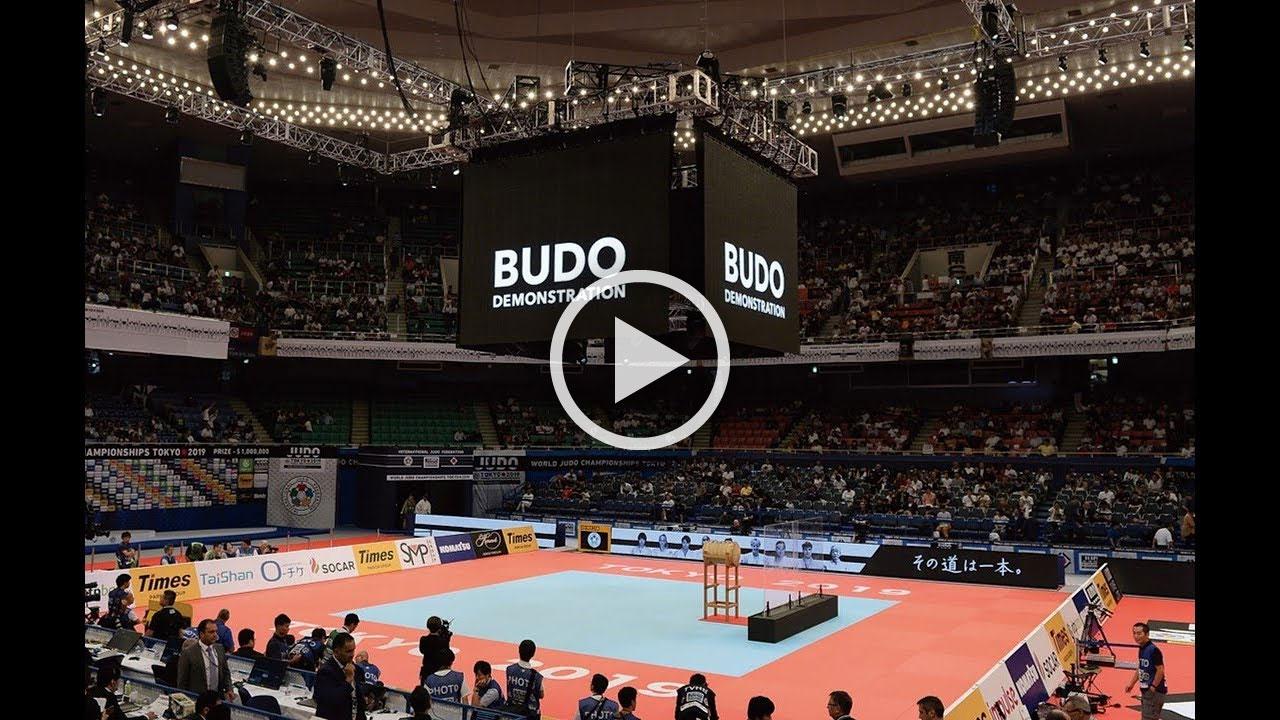 【スポーツ庁】武道演武 BUDO DEMONSTRATION