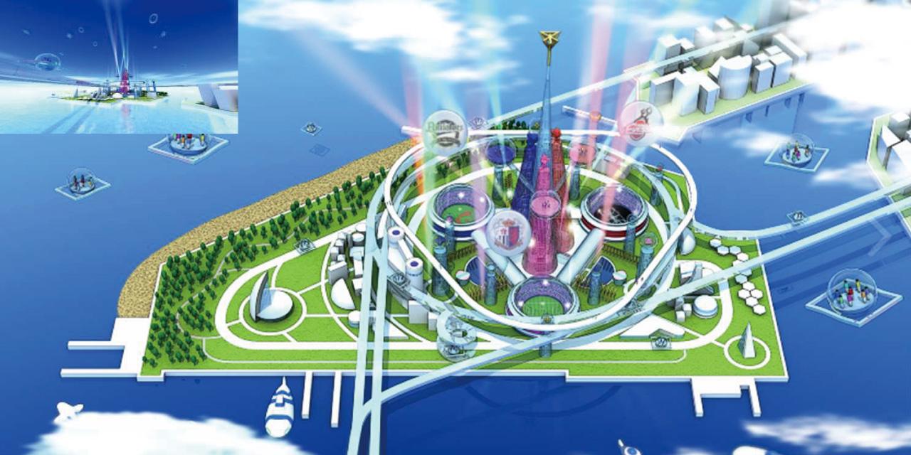 舞州プロジェクトのイメージ