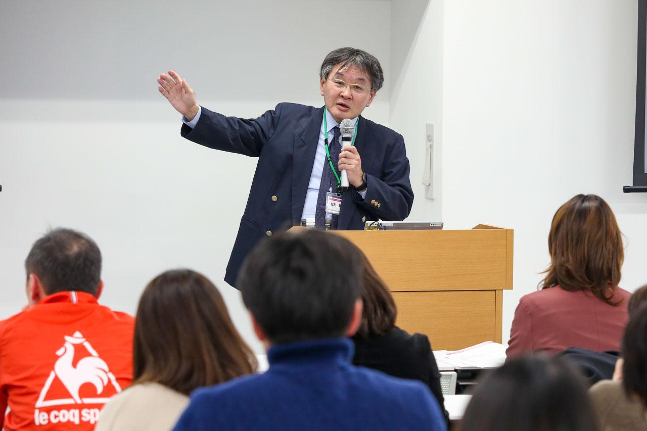 女性アスリートヘルスサポートセミナー2020より松田貴雄氏