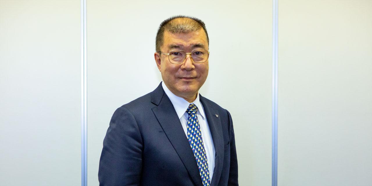 釜萢敏先生 2