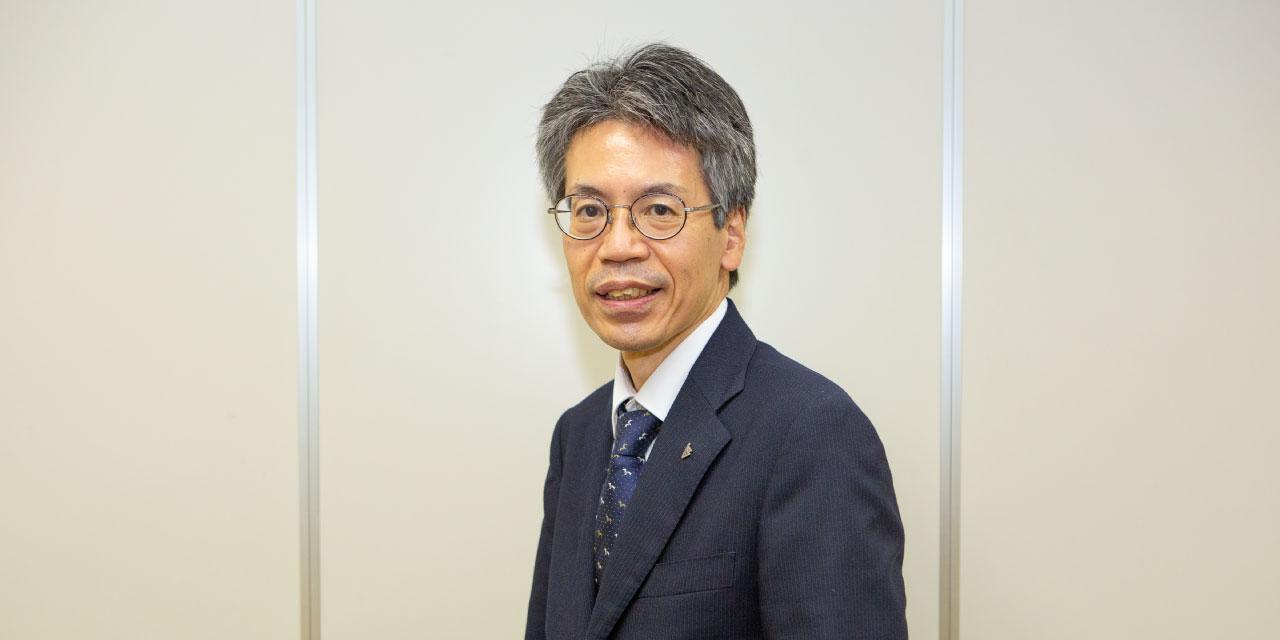 長島公之先生 2