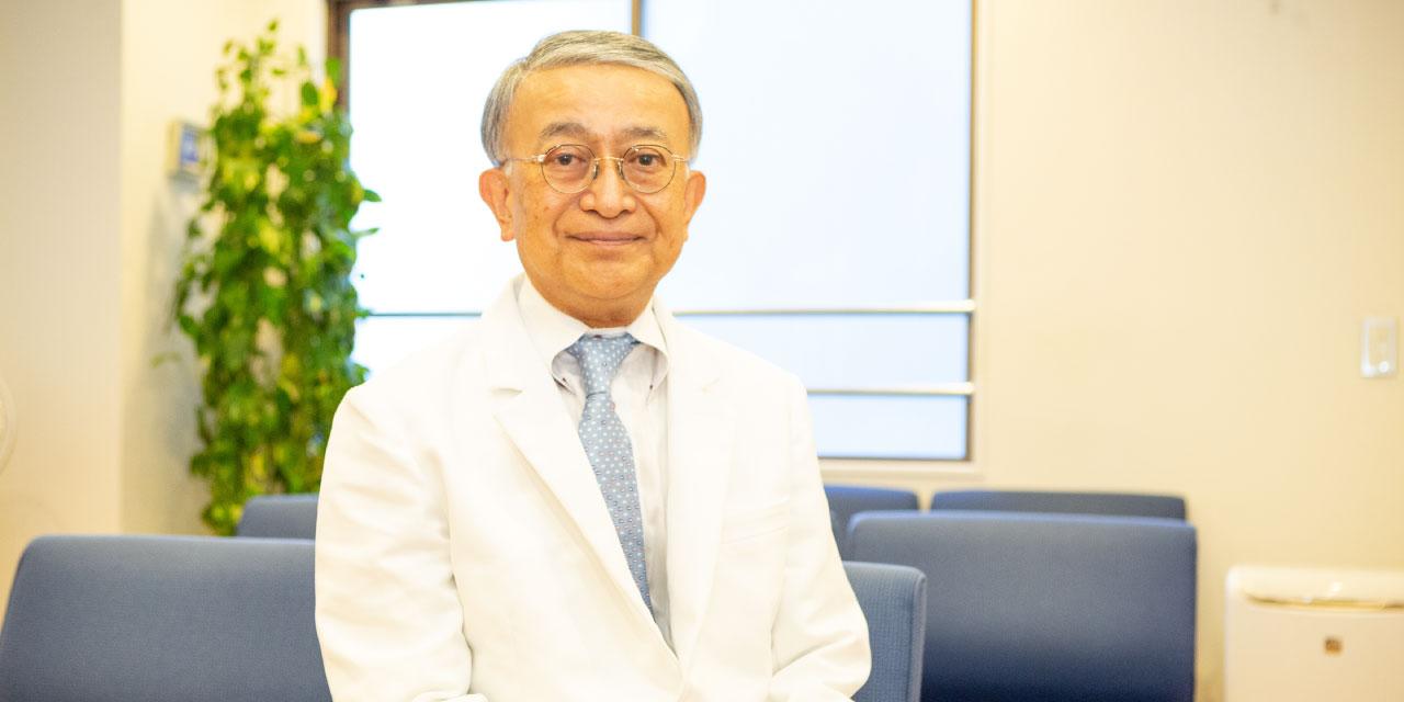 小笠原定雅先生 2