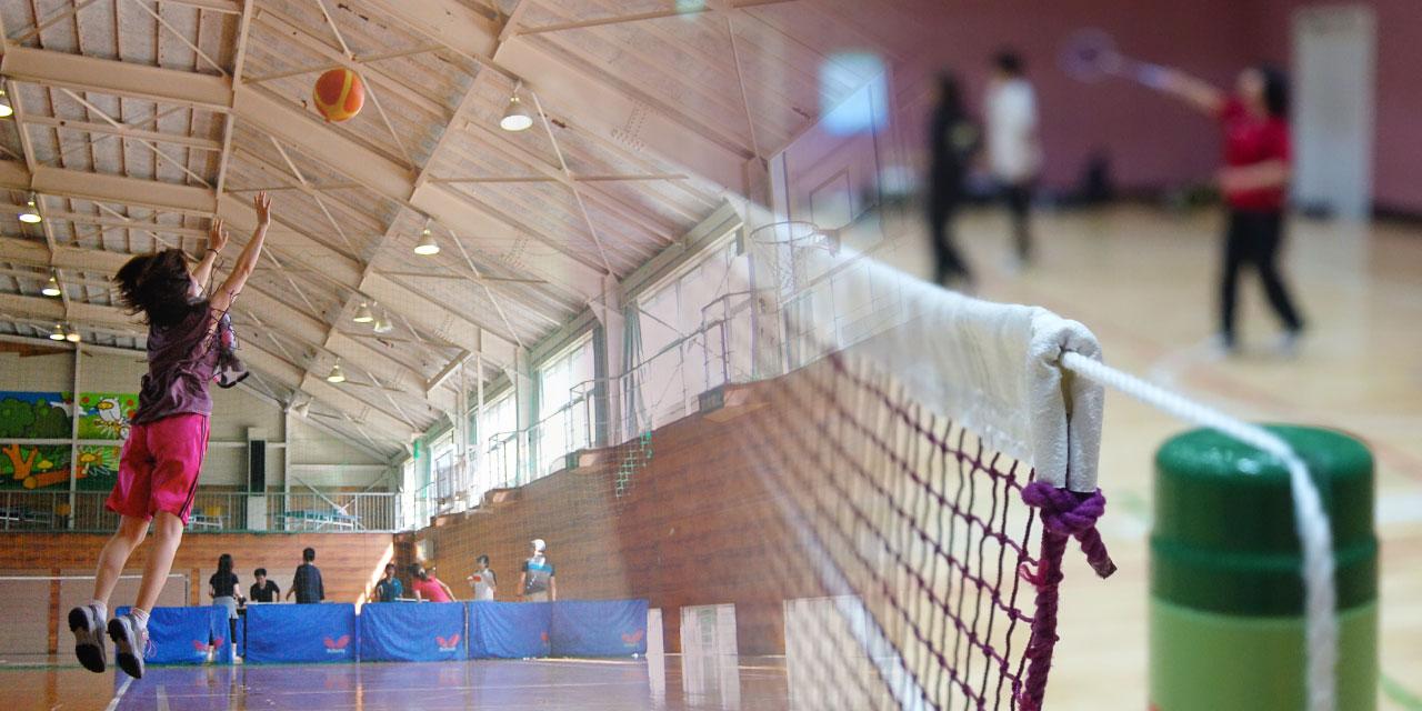 国内スポーツ施設の約6割。学校体育施設の有効活用の方法とは