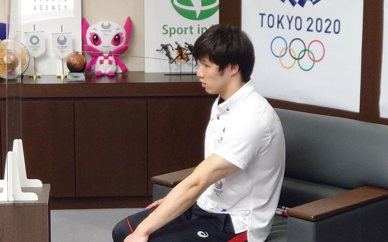 木村敬一選手 2