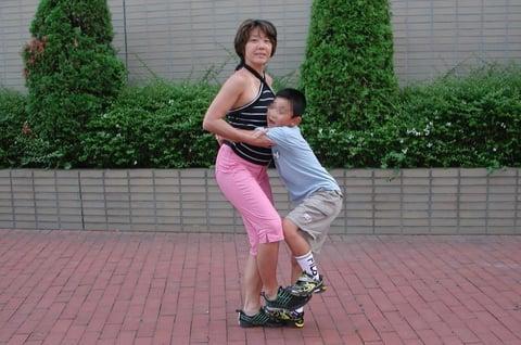 足腰のトレーニング