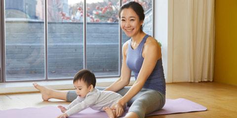 忙しい世代の女性こそ、体を動かして気分転換!