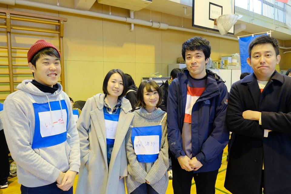 未来の大阪の運動会