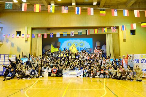 こんなの見たことない!?新感覚のスポーツイベント「未来の大阪の運動会」に密着!