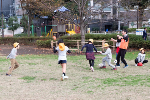 地域の公園を使いこなそう!子供が安心して運動できる場所づくりに向けて
