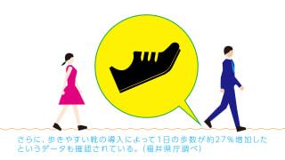 【動画】歩くことでプラスされる幸せ~歩く効能~